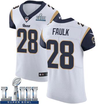 pretty nice da3ae a3b81 Marshall Faulk Elite Jersey - Rams Store
