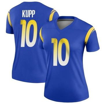 Women's Nike Los Angeles Rams Cooper Kupp Royal Jersey - Legend
