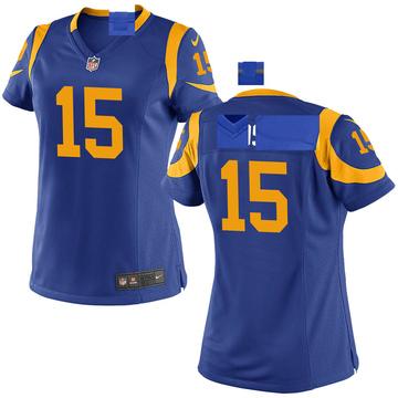 Women's Nike Los Angeles Rams J.J. Koski Royal Alternate Jersey - Game