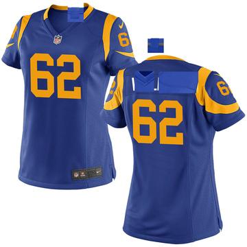 Women's Nike Los Angeles Rams Jonah Williams Royal Alternate Jersey - Game