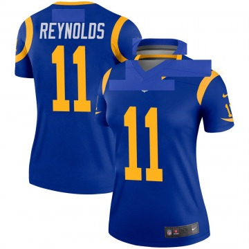 Women's Nike Los Angeles Rams Josh Reynolds Royal Jersey - Legend