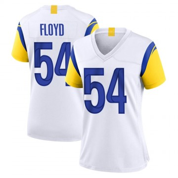 Women's Nike Los Angeles Rams Leonard Floyd White Jersey - Game
