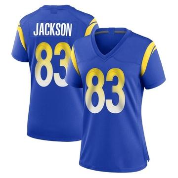 Women's Nike Los Angeles Rams Trishton Jackson Royal Alternate Jersey - Game
