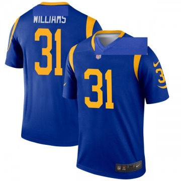 Youth Nike Los Angeles Rams Darious Williams Royal Jersey - Legend