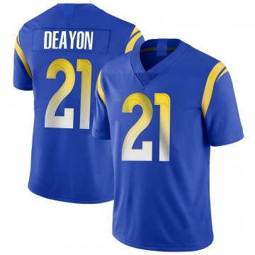 Youth Nike Los Angeles Rams Donte Deayon Royal Alternate Vapor Untouchable Jersey - Limited