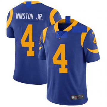 Youth Nike Los Angeles Rams Easop Winston Jr. Royal Alternate Vapor Untouchable Jersey - Limited