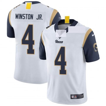 Youth Nike Los Angeles Rams Easop Winston Jr. White Vapor Untouchable Jersey - Limited