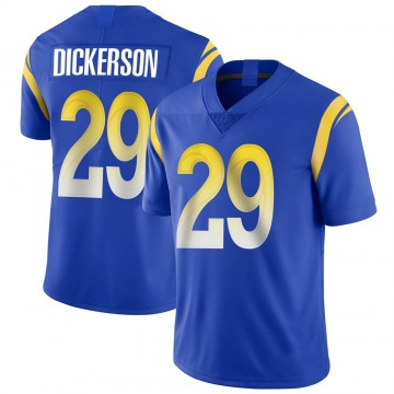 Youth Nike Los Angeles Rams Eric Dickerson Royal Alternate Vapor Untouchable Jersey - Limited