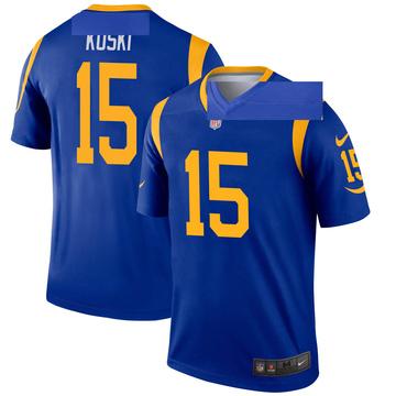 Youth Nike Los Angeles Rams J.J. Koski Royal Jersey - Legend