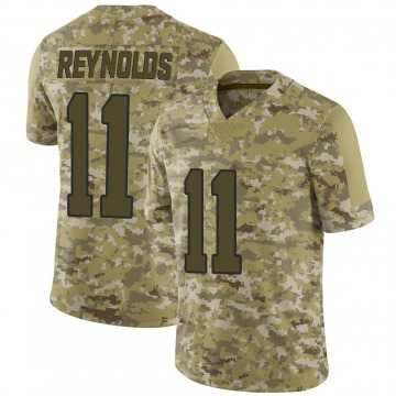 Youth Nike Los Angeles Rams Josh Reynolds Camo 2018 Salute to Service Jersey - Limited
