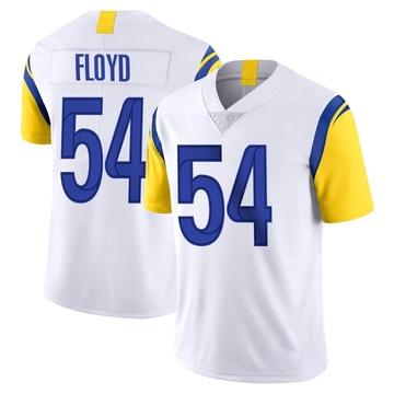 Youth Nike Los Angeles Rams Leonard Floyd White Vapor Untouchable Jersey - Limited