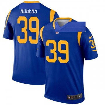 Youth Nike Los Angeles Rams Sam Rogers Royal Jersey - Legend