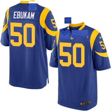 Youth Nike Los Angeles Rams Samson Ebukam Royal Alternate Jersey - Game