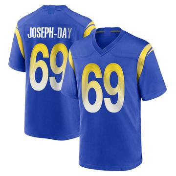 Youth Nike Los Angeles Rams Sebastian Joseph-Day Royal Alternate Jersey - Game