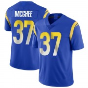 Youth Nike Los Angeles Rams Tyrique McGhee Royal Alternate Vapor Untouchable Jersey - Limited