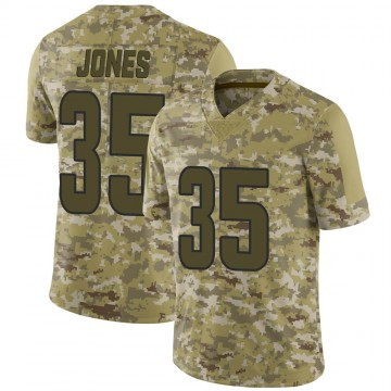 Youth Nike Los Angeles Rams Xavier Jones Camo 2018 Salute to Service Jersey - Limited